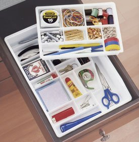 We like to call this the juk drawer for dummies
